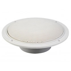"DUAL 5"" WATER-RESISTANT CONE SPEAKER SET WITH GRIDS 80W / 8 OHM (1 PAIR)"