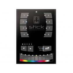 SUNLITE - STICK-KU1 - TOUCH-SENSITIVE INTELLIGENT CONTROL KEYPAD
