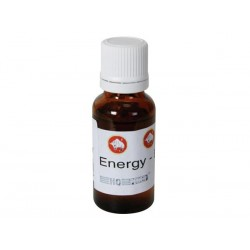 FRAGRANCE FOR SMOKE LIQUID - ENERGY - 20ML BOTTLE