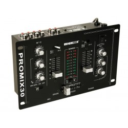 2-CHANNEL MIXING PANEL