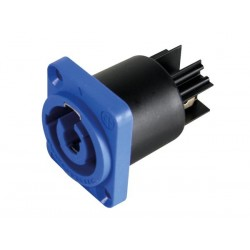 POWERCON® 3-PIN MOUNTING, BLUE, ENERGIZED / POWER INPUT