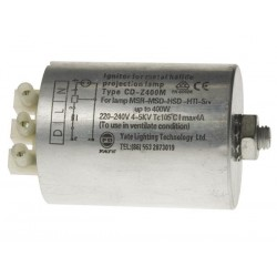 TRIGGER FOR METALHALIDE LAMPS  UP TO 300W