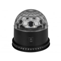 DOMOWY EFEKT LED - DJ DREAM MAGIC BALL
