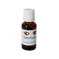 FRAGRANCE FOR SMOKE LIQUID - TUTTI FRUTTI - 20ML BOTTLE