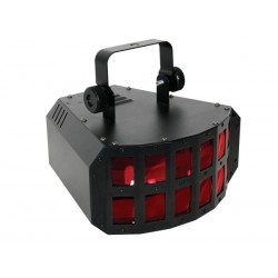 EFEKT ASTAR II - LED DOUBLE DERBY - 3 x 3W DIODY LED