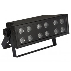 UV-TRACKER 12 - 12 x 1 W UV LED PIXEL TRACK