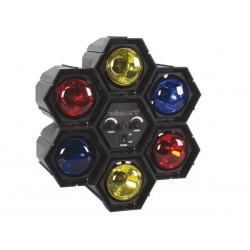 MODULAR RUNNING LIGHT 6 x 60W