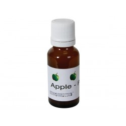 FRAGRANCE FOR SMOKE LIQUID - APPLE - 20ML BOTTLE