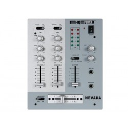 PROFESSIONAL MIXER 3 CHANNEL + 1 MICROPHONE CHANNEL