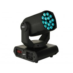 MOVING HEAD - ARAS 45W - LED WASH 15x3W RGB 3-IN-1 LEDs