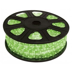 GREEN LED ROPELIGHT - 45m