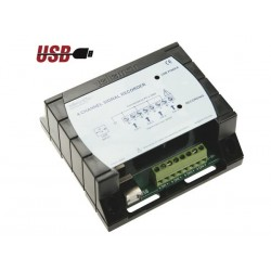 4-CHANNEL RECORDER / LOGGER