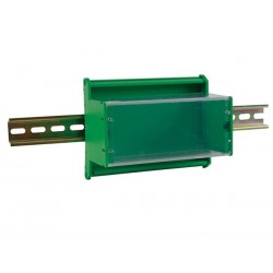 DIN-RAIL ENCLOSURE