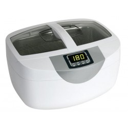 ULTRASONIC CLEANER with TIMER- 2.6l