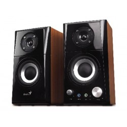 TWO-WAY WOOD SPEAKERS SP-HF500A (GENIUS)