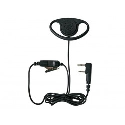 KENWOOD® EMC-7 MIC AND EARPHONE