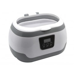ULTRASONIC CLEANER WITH TIMER FUNCTION - 0.61L