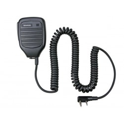 KENWOOD® KMC-21 COMPACT LAPEL/SHOULDER MIC
