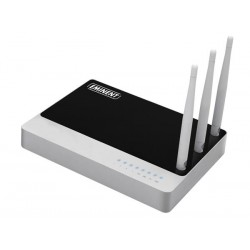 EMINENT - WIRELESS 300N ROUTER FOR A HIGH PERFORMANCE GIGABIT NETWORK - 3 ANTENNAS