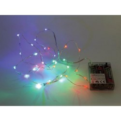 LED GARLAND - RGB - 30 LEDs