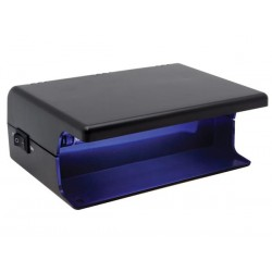 ULTRAVIOLET COUNTERFEIT MONEY DETECTOR 230V