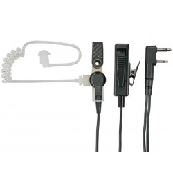 KENWOOD® KHS-8BL 2-WIRE PALM MIC KIT - VOX READY