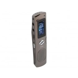 DIGITAL VOICE RECORDER (552 hrs - 8 GB)