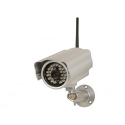 WIRELESS IR BULLET IP COLOUR CAMERA