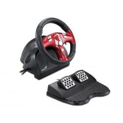 RACING WHEEL 'TRIO RACER FORCE FEEDBACK' (GENIUS)