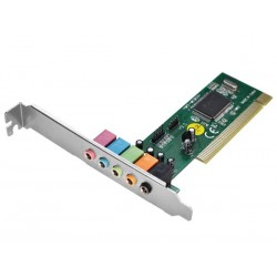 PCI Soundcard 5.1