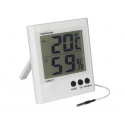 DIGITAL THERMOMETER / HYGROMETER