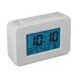 MULTIFUNCTIONAL CLOCK WITH THERMOMETER