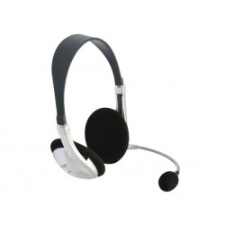 MULTIMEDIA STEREO COMMUNICATION HEADPHONES WITH MICROPHONE