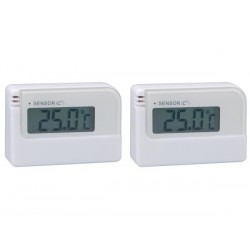 MINI DIGITAL THERMOMETER - 2 PCS IN BLISTER