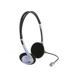 HEADSET 'AUDIO HS-02B' (GENIUS)