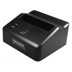 USB 3.0 Docking Station for 2.5\inch and 3.5\inch SATA hard disks