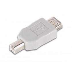 USB ADAPTER - A FEMALE TO B MALE