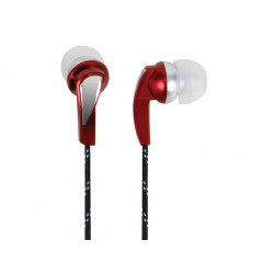 IN-EAR EARPHONES - RED