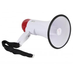 MEGAPHONE 10W WITH RECORD FUNCTION