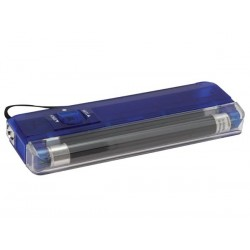 MINI ULTRAVIOLET LAMP + TORCH / BLUE