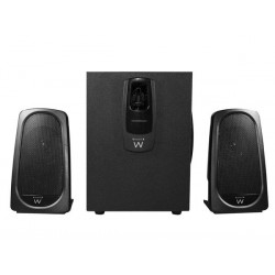Speakerset with Subwoofer