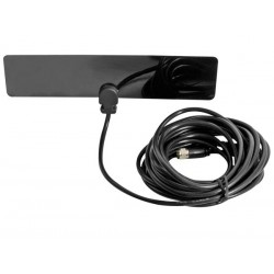 INDOOR WINDOW ANTENNA FOR MOBILE DVB-T RECEPTION