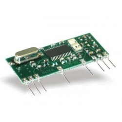RX AM OOK 433.92 MHz HIGH SENSITIVE SUPER HETERODYNE RECEIVER