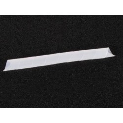 SPIRAL WRAPPING BAND 10m / Ø15mm (TRANSPARENT WHITE)