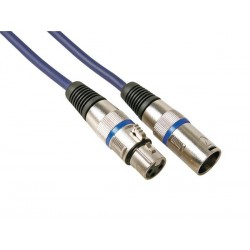 PROFESSIONAL DMX CABLE 10m
