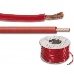 POWER CABLE - RED