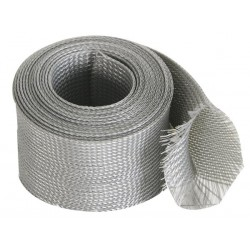 CABLE SLEEVE - FLEXIBLE - 55 MM x 5M - GREY