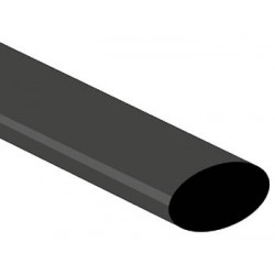 SHRINKABLE TUBE 19.0mm - BLACK